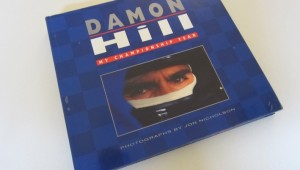 Damon Hill My Championship Year Book Cover