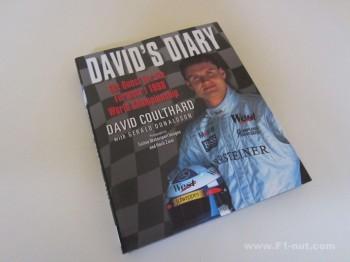 David's Diary book cover