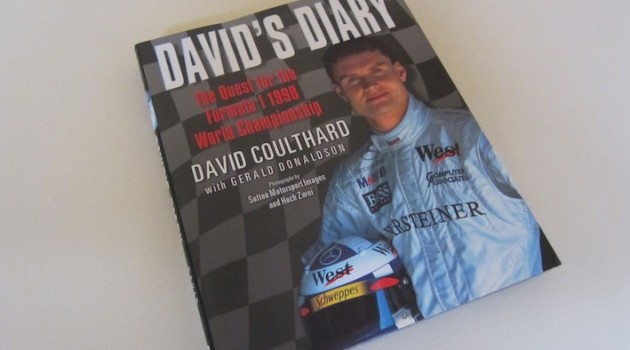 David's Diary book cover