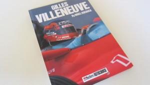 Gilles Villeneuve Autocourse book cover