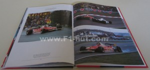 Gilles Villeneuve Autocourse book pages