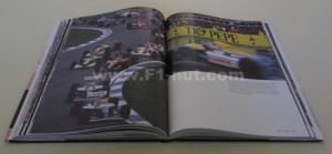 Nigel Mansell - A photographic portrait book pages
