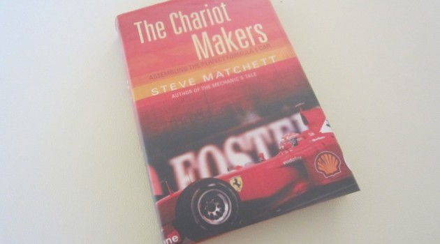 The Chariot Makers book cover
