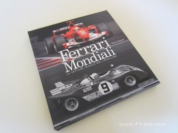 Ferrari Mondiali book cover