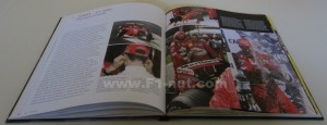 Ferrari Mondiali book pages