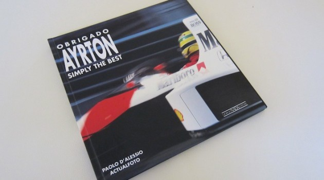 Obrigado Ayrton book cover