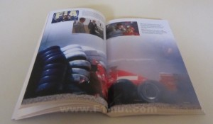 Schumacher Edge of Greatness Book Pages