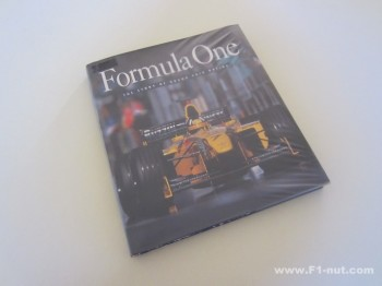 Formula One The Story of Grand Prix Book Cover