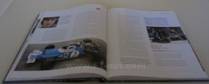 Formula One The Story of Grand Prix Book pages