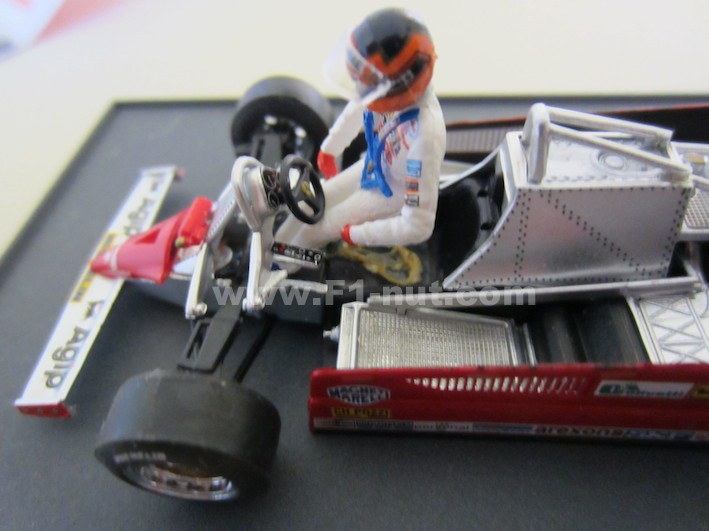 Removable Cowling 1 43 F1 Diecasts Part 1 Brumm