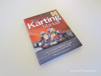 Karting Manual Book cover