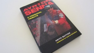 Senna A Personal Tribute book cover