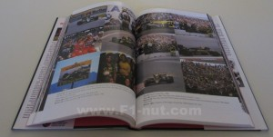 Senna Sutton Tribute book pages