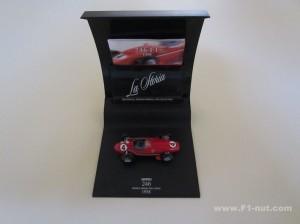 La Storia Ferrari 1:43