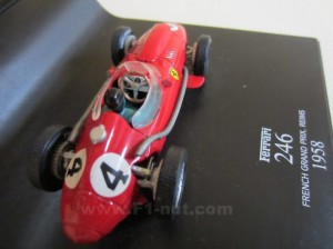 La Storia Ferrari 246 1:43
