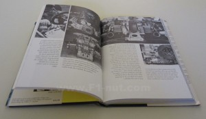 Lauda Art of Driving book pages