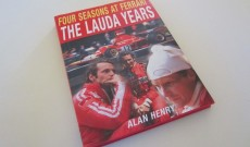 The Lauda Years book cover
