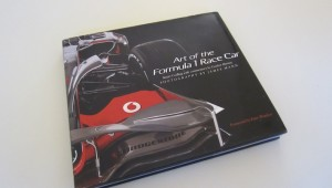 Art of the Formula 1 Racing Car book cover
