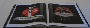 Art of the Formula 1 Racing Car book pages