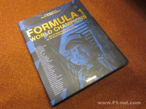 F1 World Champions book cover