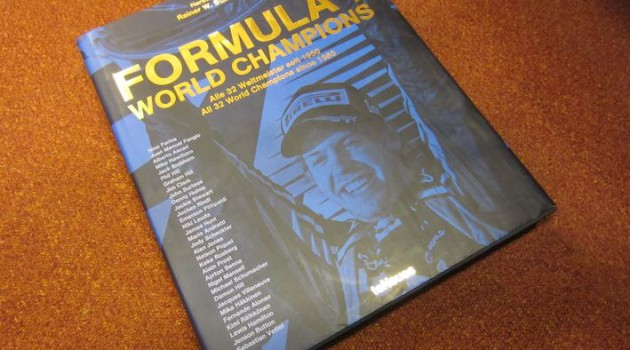 F1 World Champions book cover