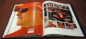 F1 World Champions book pages