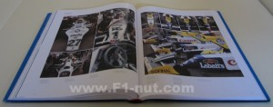 Fascination Formula 1 book pages