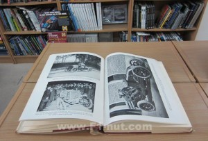 Pomeroy The Grand Prix Car book pages