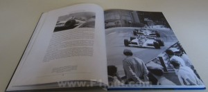 Nelson Piquet book pages