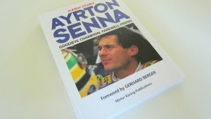Ayrton Senna book cover