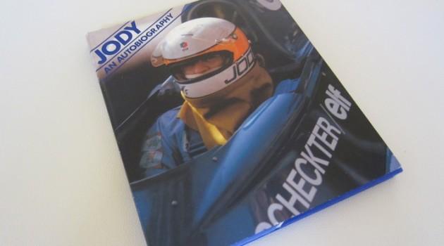 Jody Scheckter Autobiography book cover