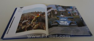 Jody Scheckter Autobiography book pages