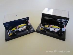 Minichamps FW11B