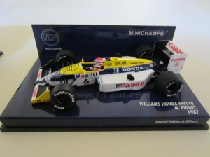 Minichamps World Champions FW11B