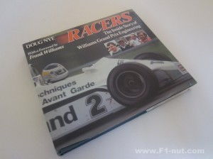 Racers book cover