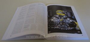 Ayrton Senna - Goodbye Champion, Farewell Friend book pages