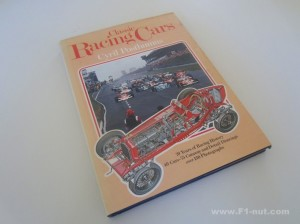 Classic Racing Cars book cover