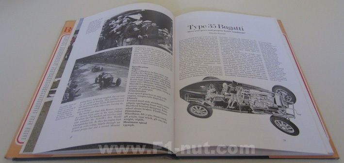 book review classic racing cars by cyril posthumus f1. Black Bedroom Furniture Sets. Home Design Ideas