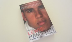Lewis Hamilton The Full Story Book Cover