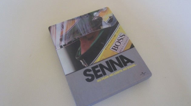 Senna Bluray steelcover