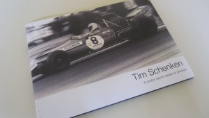 Tim Schenken book cover