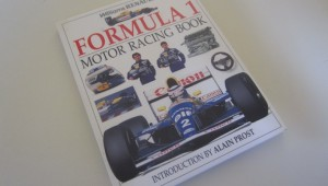 Williams Renault F1 book cover