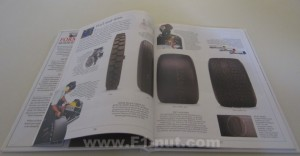Williams Renault F1 book pages