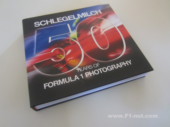 Book Review 50 Years Of Formula 1 Photography By Rainer