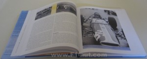 Ronnie Peterson Super Swede book pages