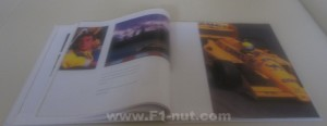 senna portrait of a racer book pages