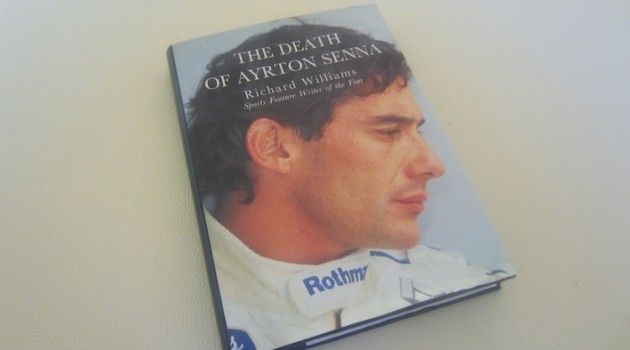 Death of Senna book cover