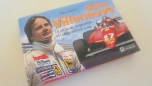 Gilles Villeneuve Gribaudo book cover