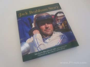 The Jack Brabham Story book cover