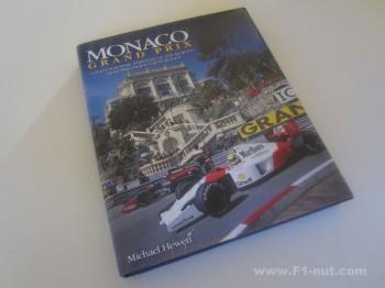 monaco grand prix book cover